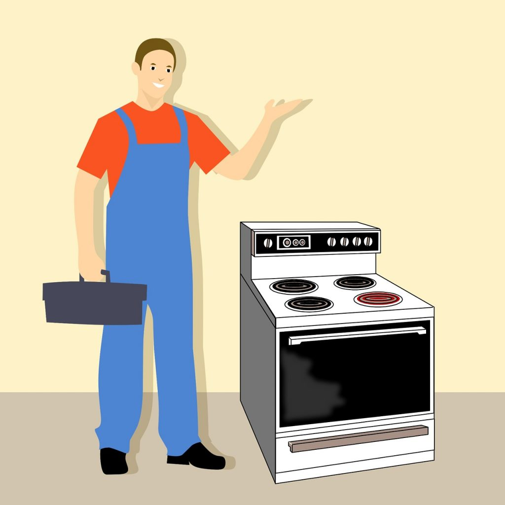 appliance-service-tech